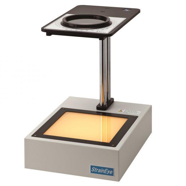 桌上型手動單點式應力偏光儀