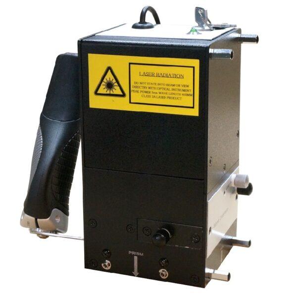 攜帶型平面物理強化玻璃強化層量測儀