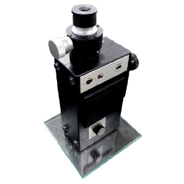 攜帶型平面強化玻璃強化層手動量測儀