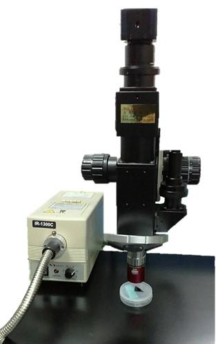 紅外線影像顯微鏡 NIR-VM